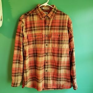 L.L. Bean flannel